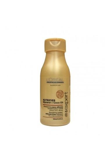 L'oreal Professionnel Serie Expert Nutrifier Şampuan 100 ml Renksiz